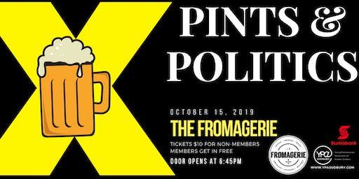 Pints & Politics