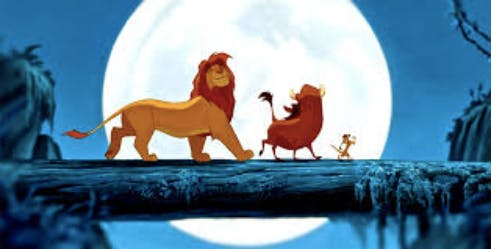 The Lion King- Kids