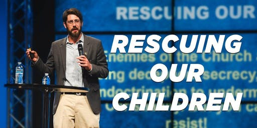 Rescuing Our Children - Alex Newman (Live!) on Education