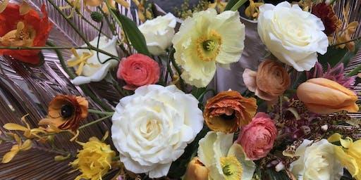 Aurora Botanica x Misha Nonoo: Floral Workshop