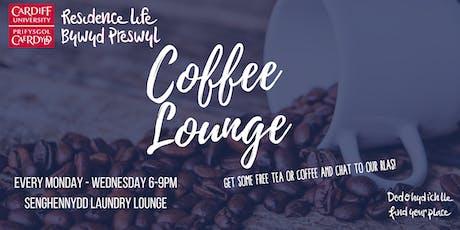 South Campus Coffee Lounge   Lolfa Goffi Campws y De tickets