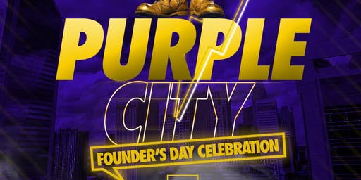 Purple City: Founders Day Party