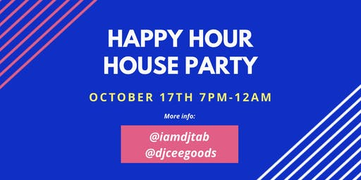 Happy Hour House Party