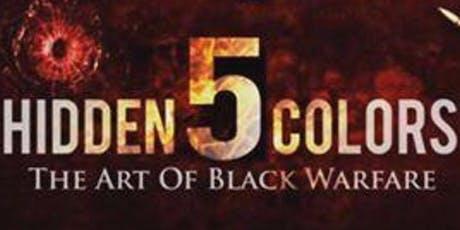 Hidden Colors 5 Film Screening tickets
