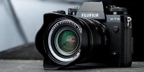 Fujifilm Camera Touch & Try Event tickets