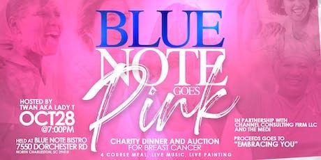 Diner en Rosé - The Blue Goes Pink tickets
