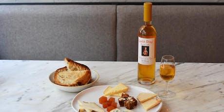 Tasting Tales #3: Dessert wine & cheese pairing at Brindisa Battersea tickets