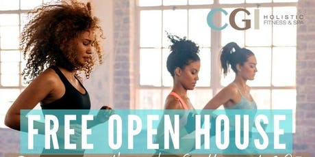 FREE OPEN HOUSE tickets