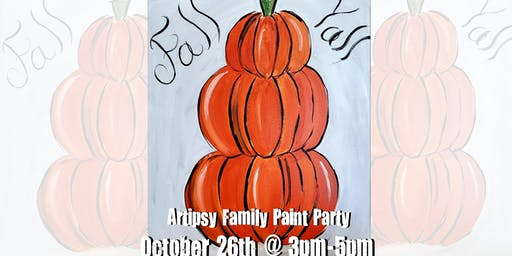Artipsy Family Paint Party