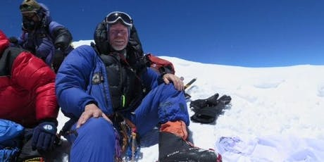 21 Years on Everest with David Hamilton - a celebration evening at the Alpine Club in London tickets