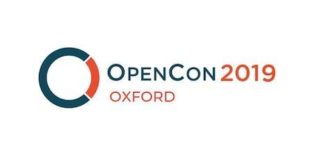 OpenCon Oxford 2019 tickets