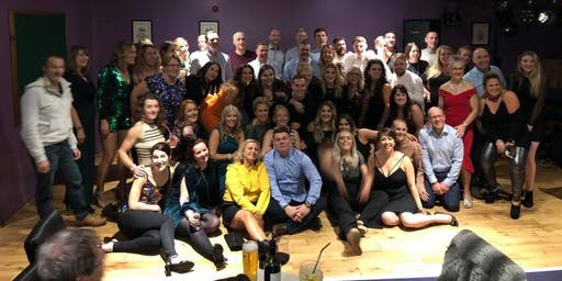 BA Fitness 2019 Awards Night