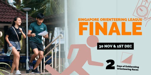 Singapore Orienteering League 4 (FINALE)