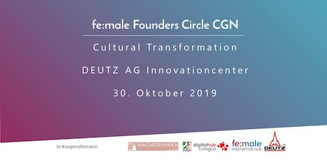 fe:male Founders Circle | Cultural Transformation Tickets