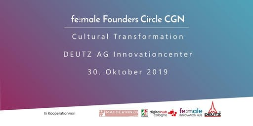 fe:male Founders Circle | Cultural Transformation