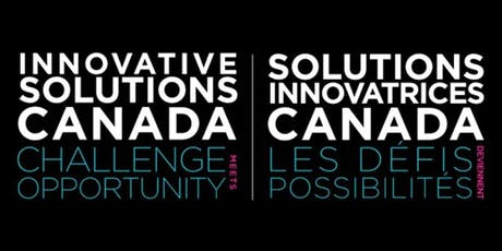 Innovative Solutions Canada Info Session tickets