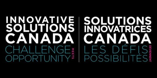 Innovative Solutions Canada Info Session