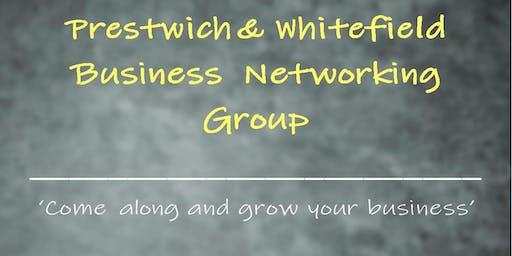 Prestwich & Whitefield Business Breakfast