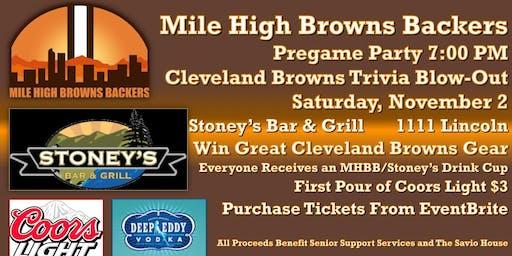 MHBB Pregame Party