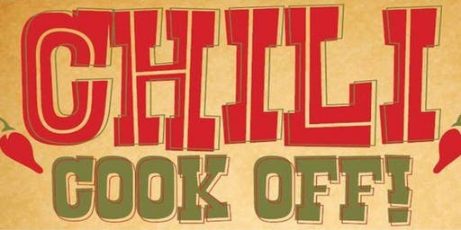Chili Cook Off & Blood Drive
