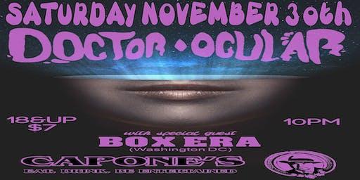 Doctor Ocular with Box Era