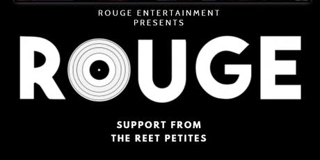 ROUGE - LIVE AT SOUTHCREST MANOR HOTEL tickets