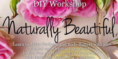 Naturally Beautiful DIY Perfume & Body Butters