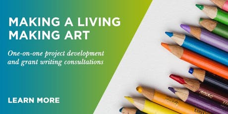Making A Living Making Art: Grant Clinic tickets