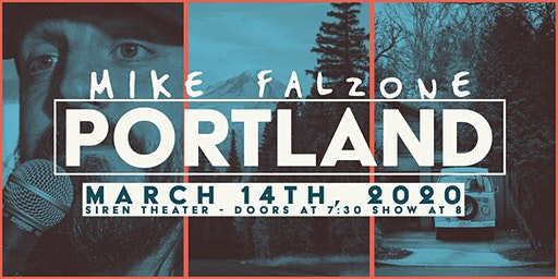 Mike Falzone LIVE in Portland