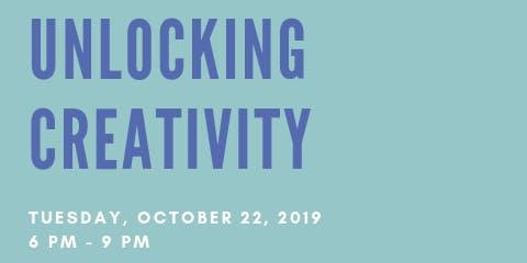 Unlocking Creativity Workshop