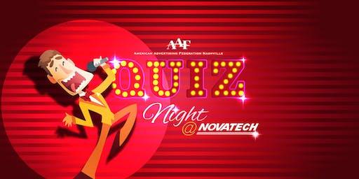 AAF Trivia Night
