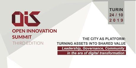 Open Innovation Summit 2019 tickets
