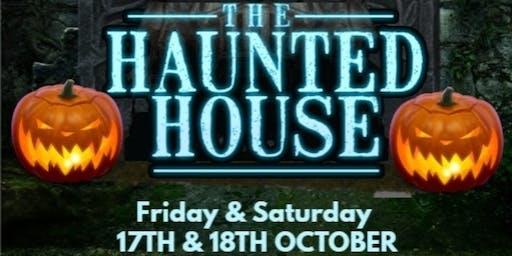 Hubert House Haunted House 2019 - SATURDAY