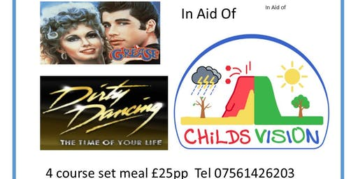 Charity Grease/Dirty Dancing Tribute Night