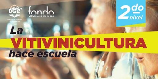 CURSO LA CULTURA DE LA VID Y EL VINO - 2° NIVEL EN LA ENOTECA