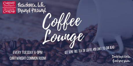 Cartwright Court Coffee Lounge | Lolfa Goffi Cwrt Cartwright tickets