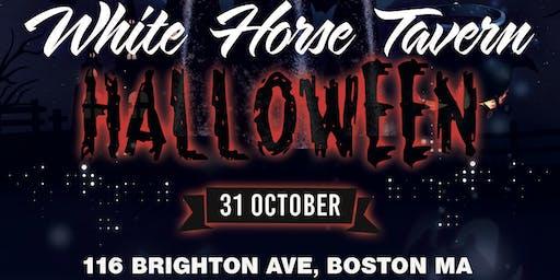 WhiteHorse Tavern  Halloween
