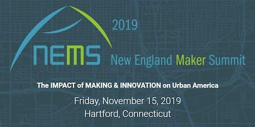 New England Maker Summit 2019