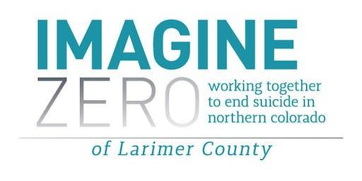 Quarterly Imagine Zero Coalition of Larimer Meeting: QPR