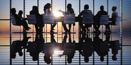 Mesa redonda de dueños de negocio