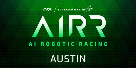 Drone Racing League: Artificial Intelligence Robotic Racing (AIRR) World Championship   tickets