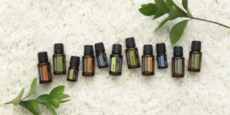 Natural Solutions: How to Incorporate Essential Oils in a Healthy Lifestyle tickets