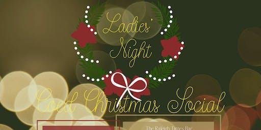 Ladies' Night Coed Christmas Social