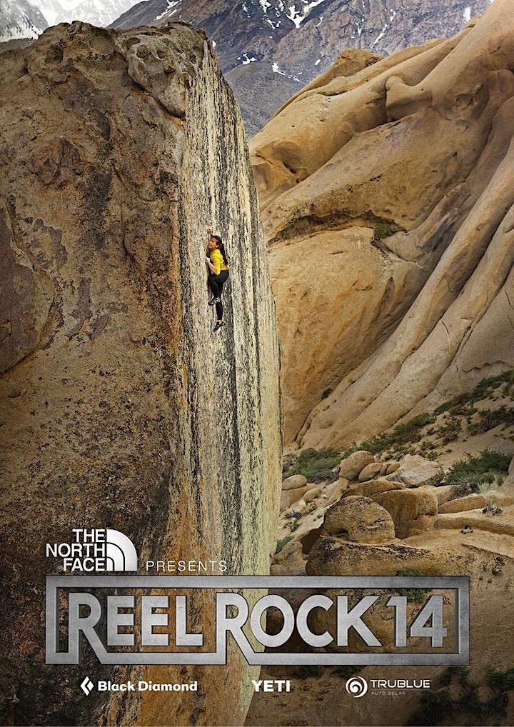Reel rock Tour 14 screening at the Mayfair theatre image