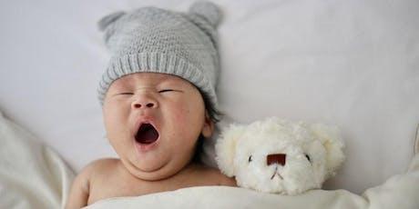 Atelier Sommeil bébé 0-12 mois billets