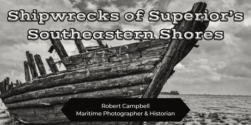 Shipwrecks of Superior's Southeastern Shores