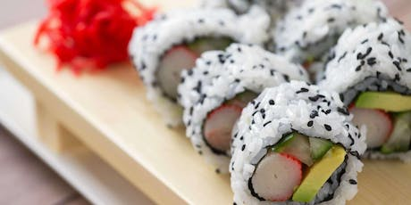 Sushi Making and Beyond - Cooking Class by Cozymeal™ tickets