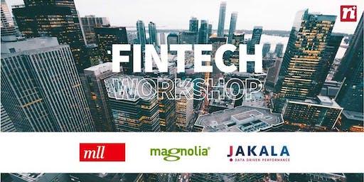 FinTech Executive Workshop