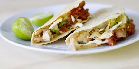Mix and Match Fish Tacos - Cooking Class by Cozymeal™ tickets