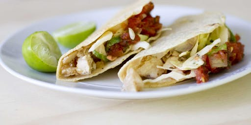 Mix and Match Fish Tacos - Cooking Class by Cozymeal™